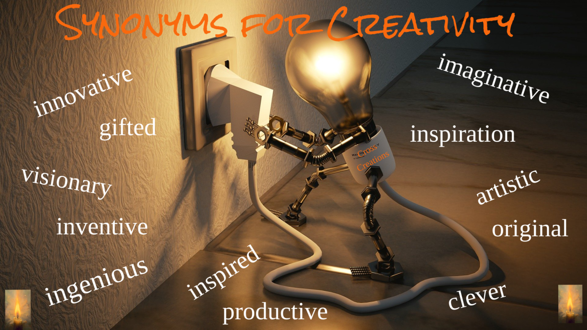 Synonyms for Creativity