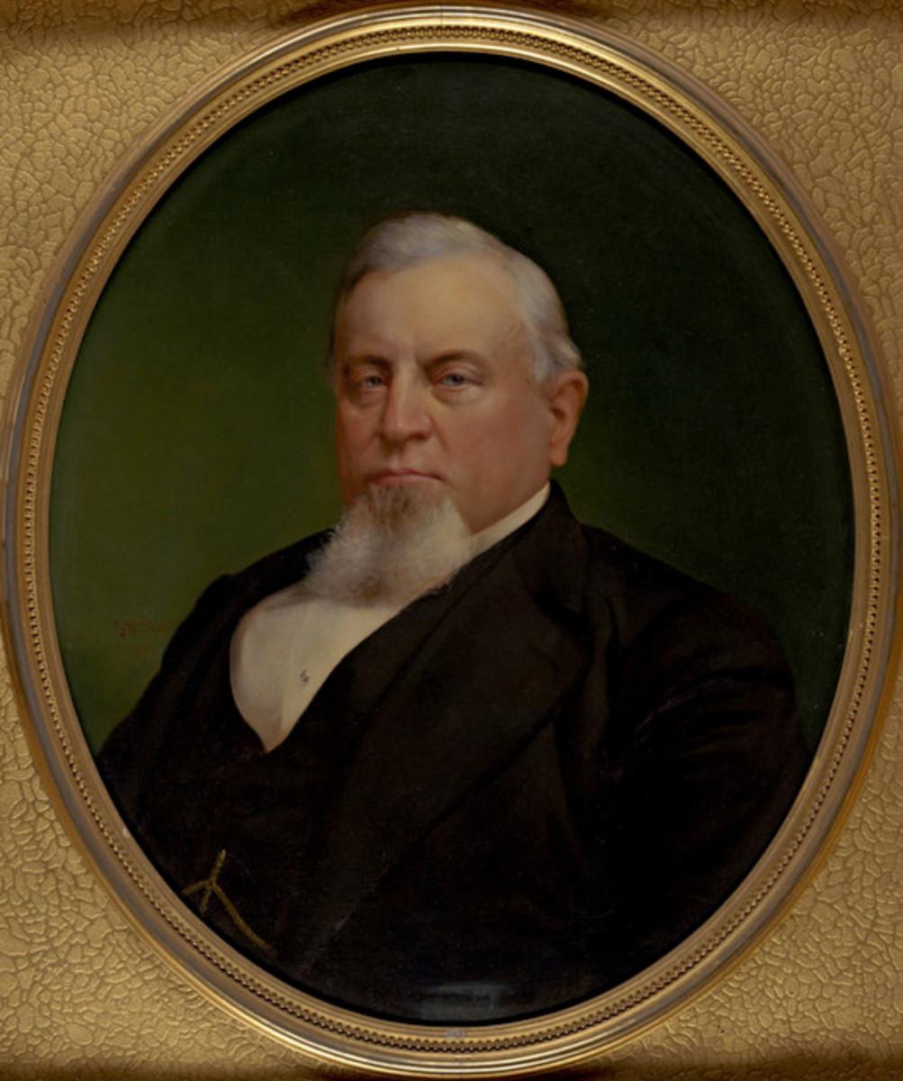 Charles Crocker.