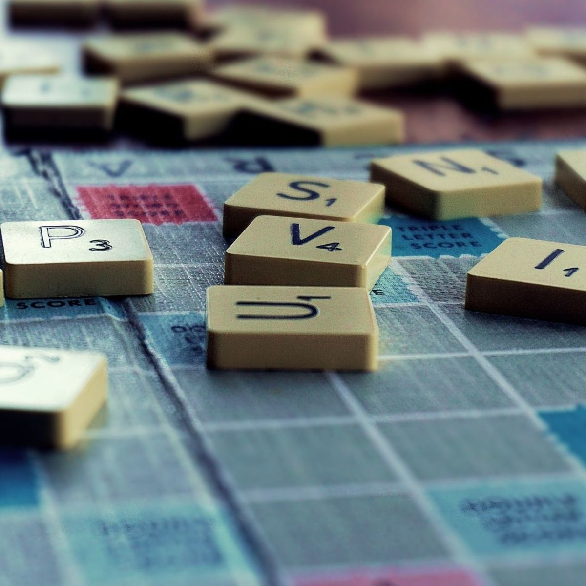 Tips to improve your Scrabble game