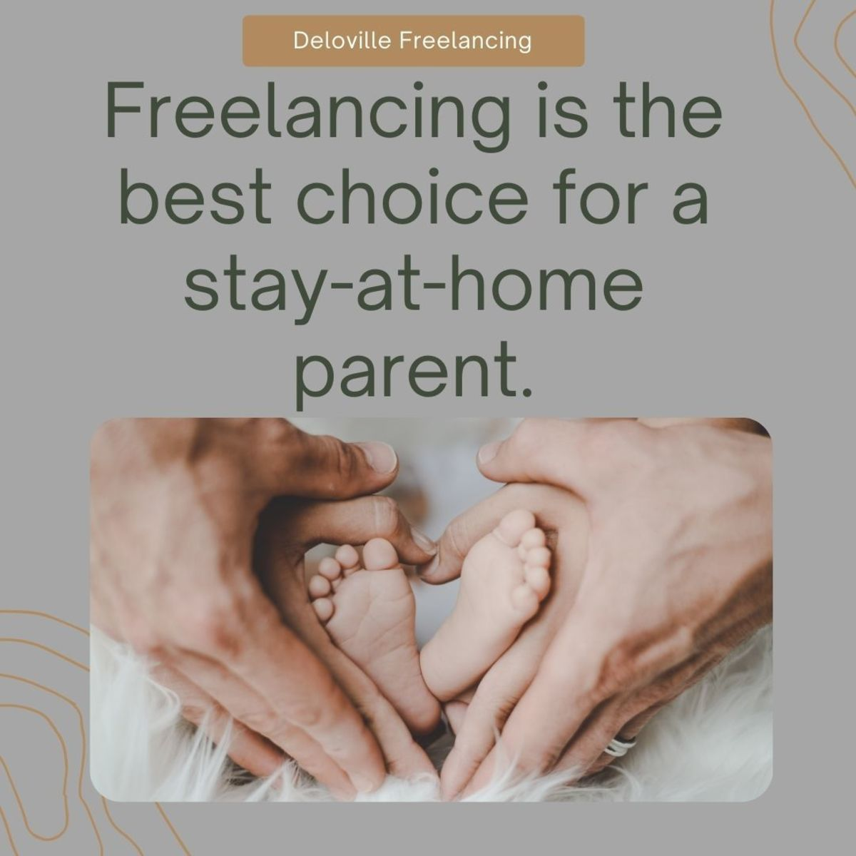 Freelancing Is the Best Choice for Stay-at-Home Parent