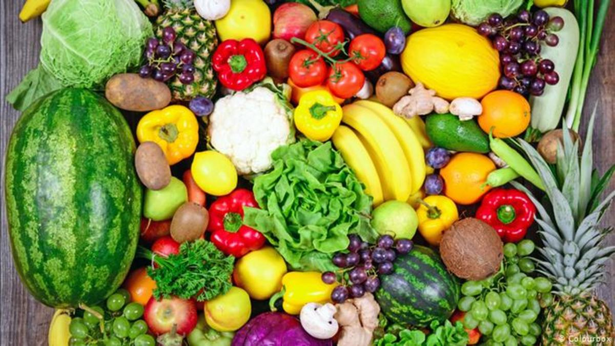 dw.com nutrients and health