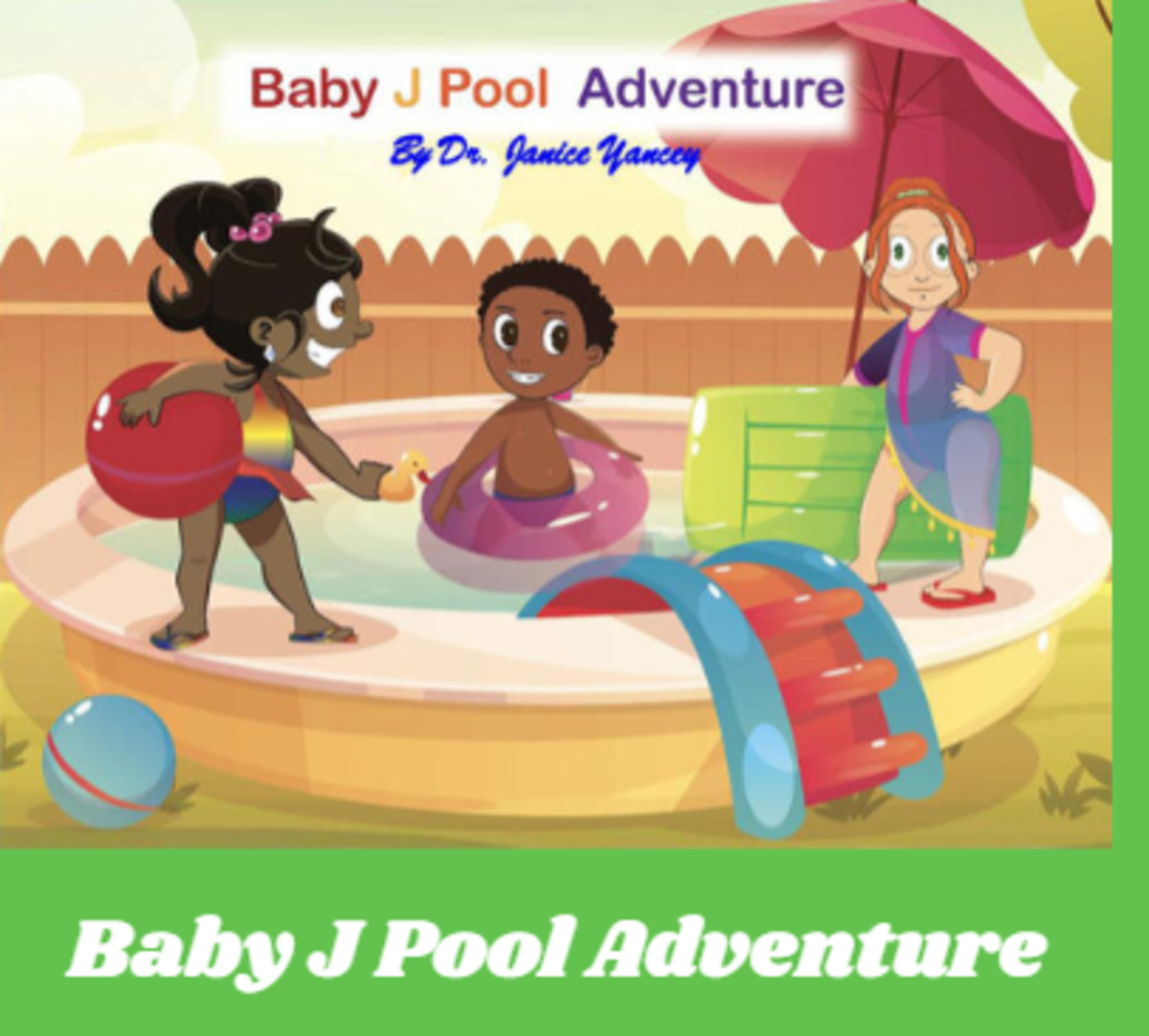 Baby J and Betty are at the pool with Matt. Betty displays low self-esteem. Baby J reminds Betty how deserving she is of love and respect.