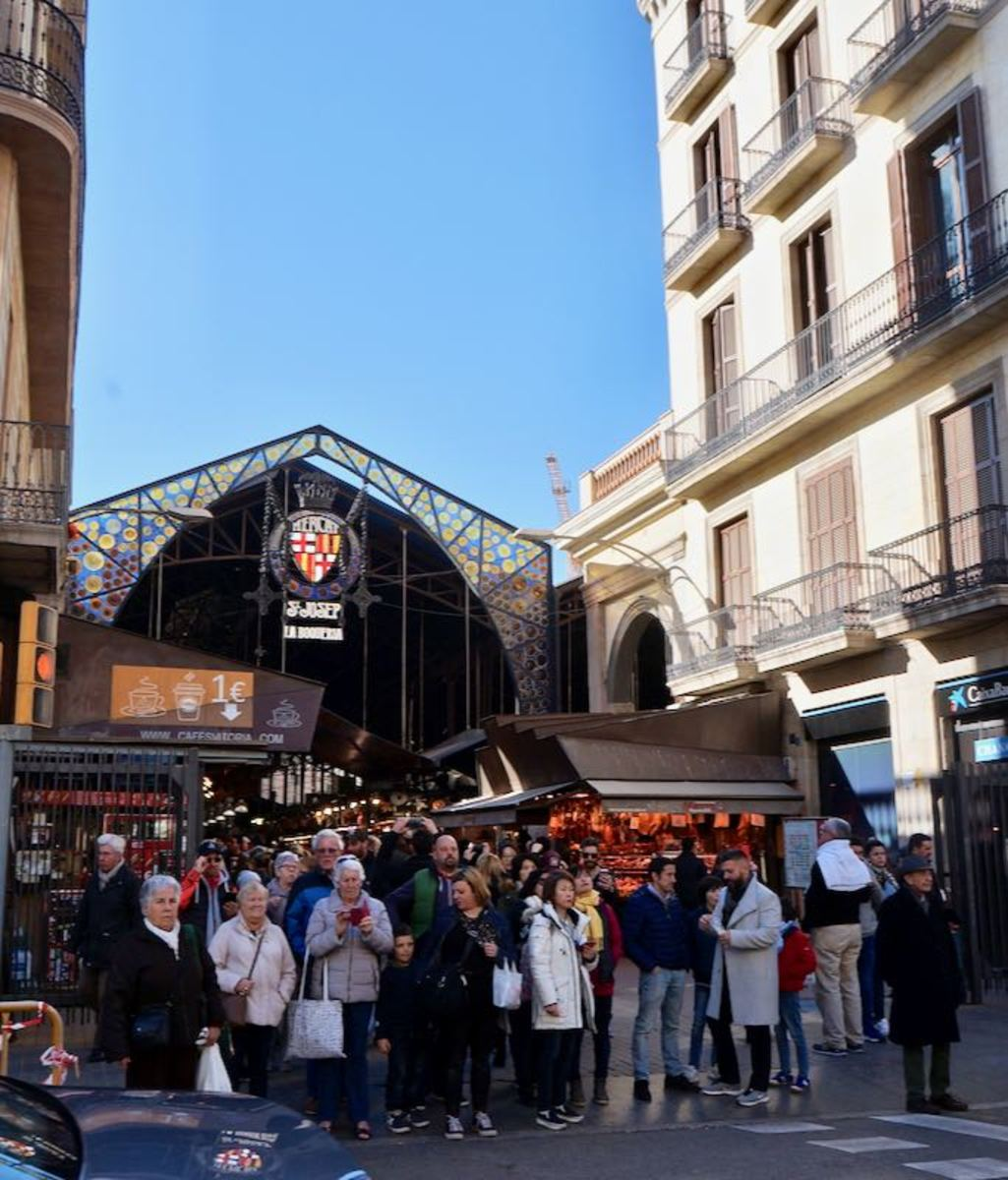The Top Markets in Barcelona, Spain