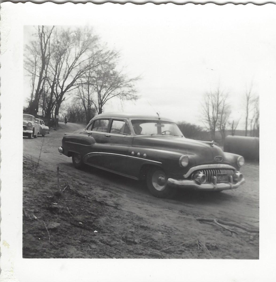 Dad's Buick