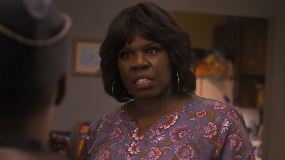 Leslie Jones as the mother of Lavell.