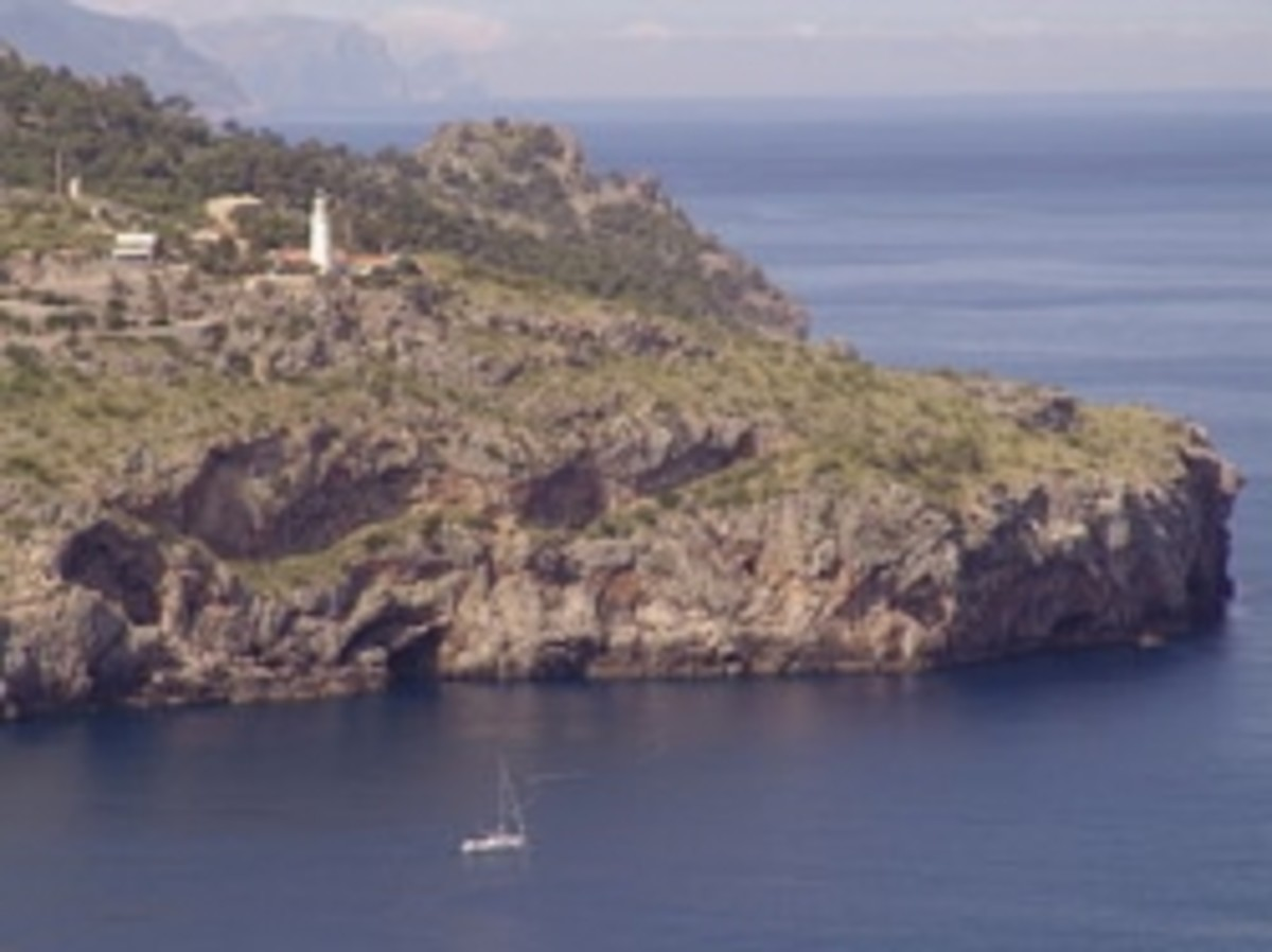The Lighthouse in Soller (Es Faro)