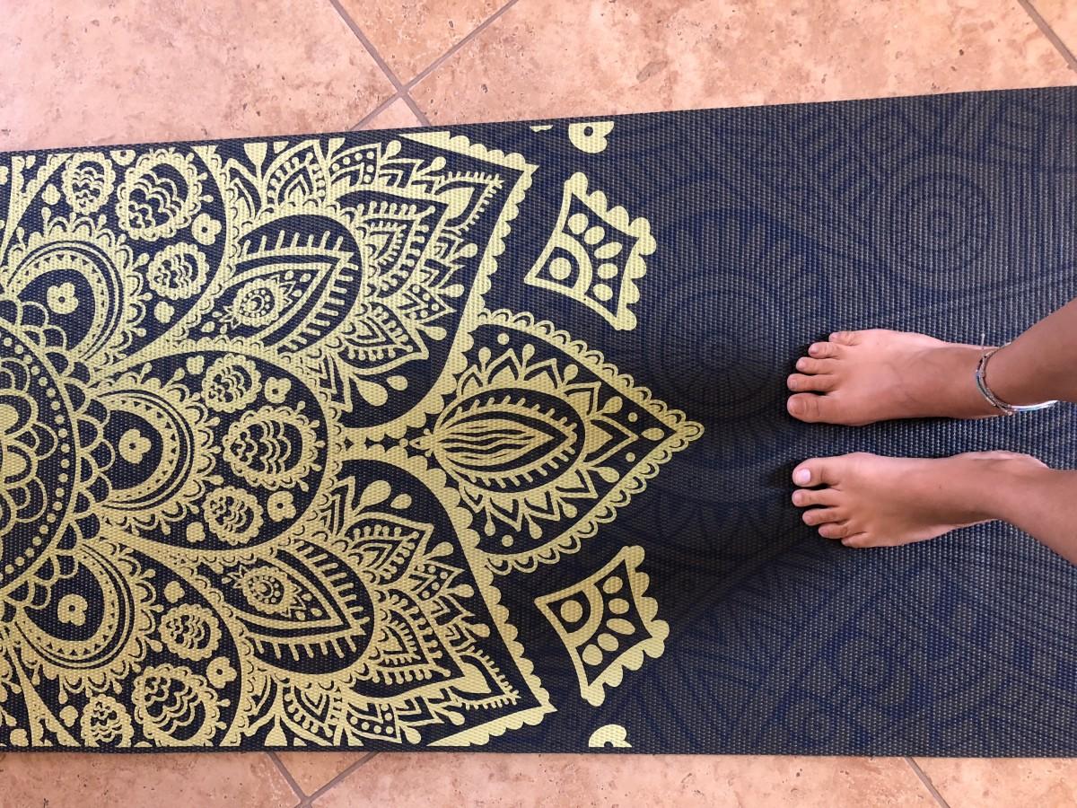 Yoga Mat for Beginners