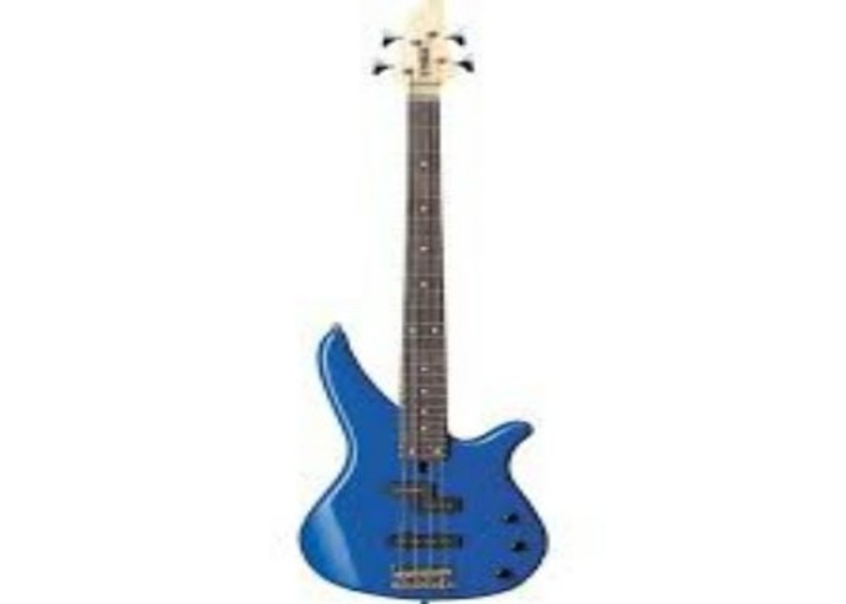 Sleek and bold with a whole lot to say, this bass is my prime pick for the new comer.