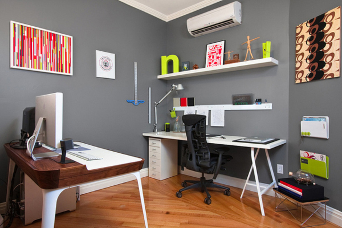 The Essentials for Your Home Office