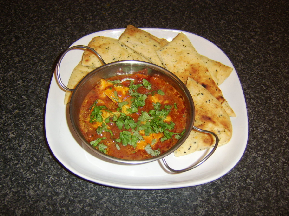 This really simple cod fish curry is just one of the recipes featured on this page
