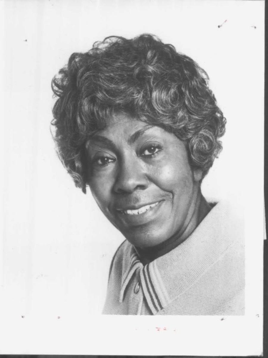 Veteran Actress Helen Martin