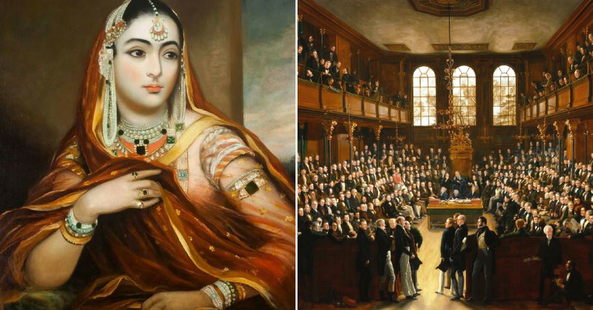 Malika Kishwar, the remarkable and forgotten queen of Awadh, India