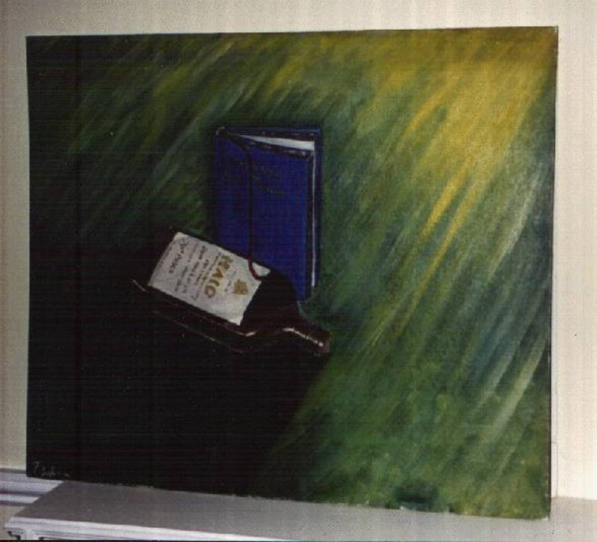 One Day at a Time--Painted by John Parker