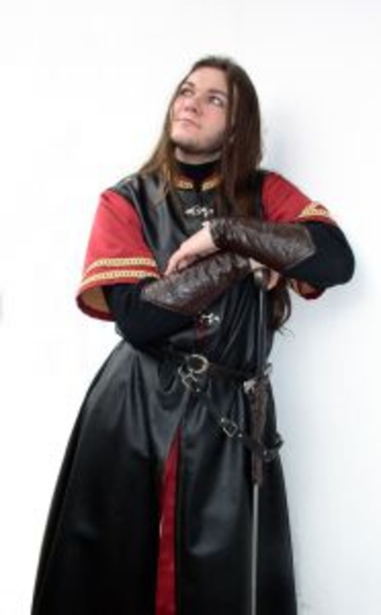Boromir from Lord of the Rings Cosplay