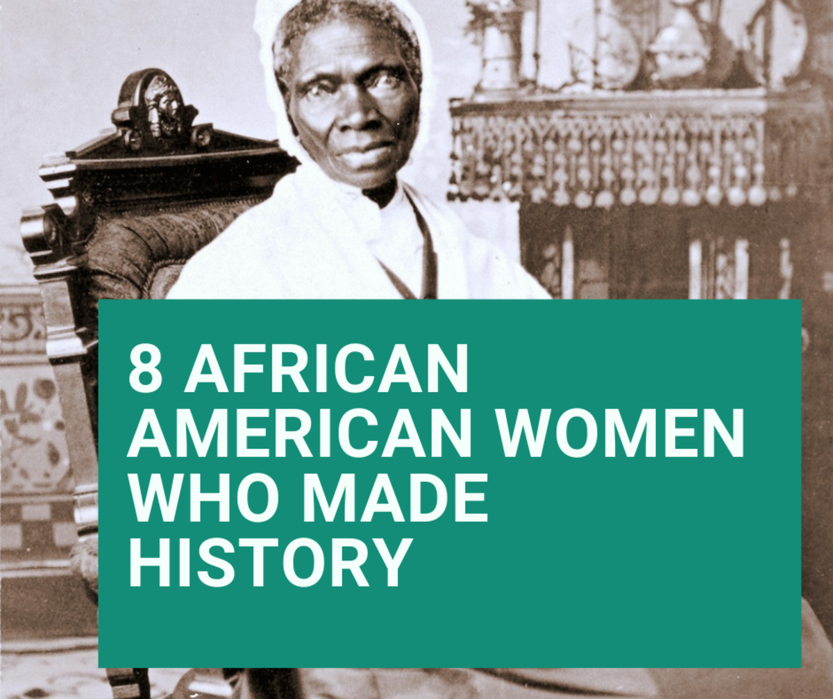 8 African American Women Who Made History