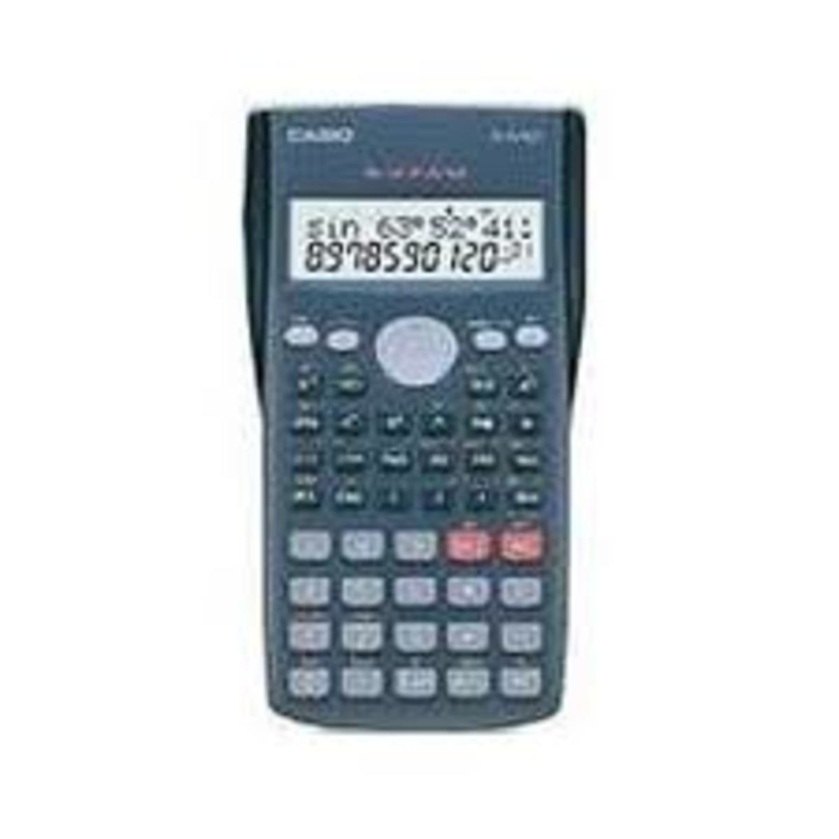 The FX-115 W S-V.A.P.M. is a solar calculator, and is one the NCEES exam calculator list.