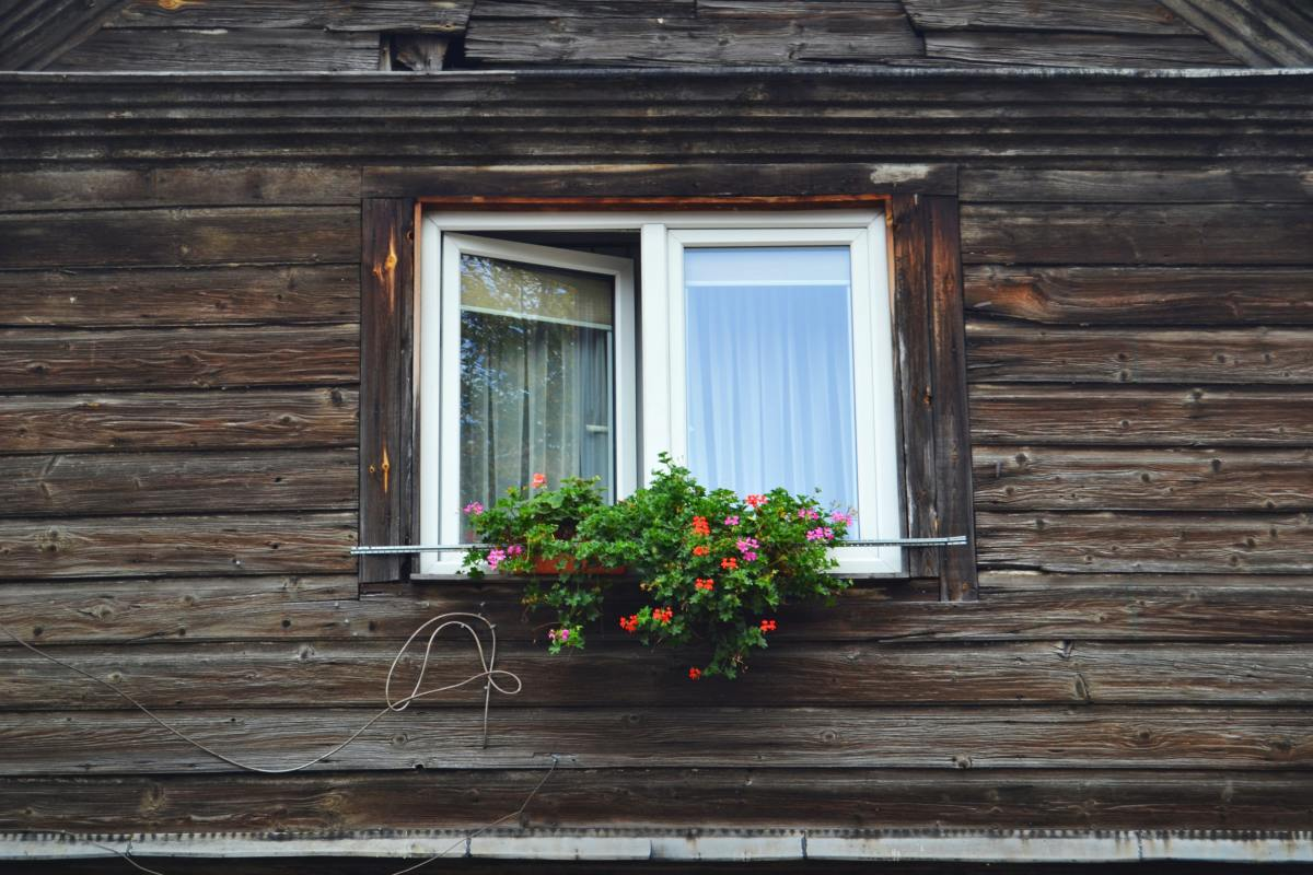Opening your windows allows fresh air and energy into your home, while also allowing stale energy to flow out.