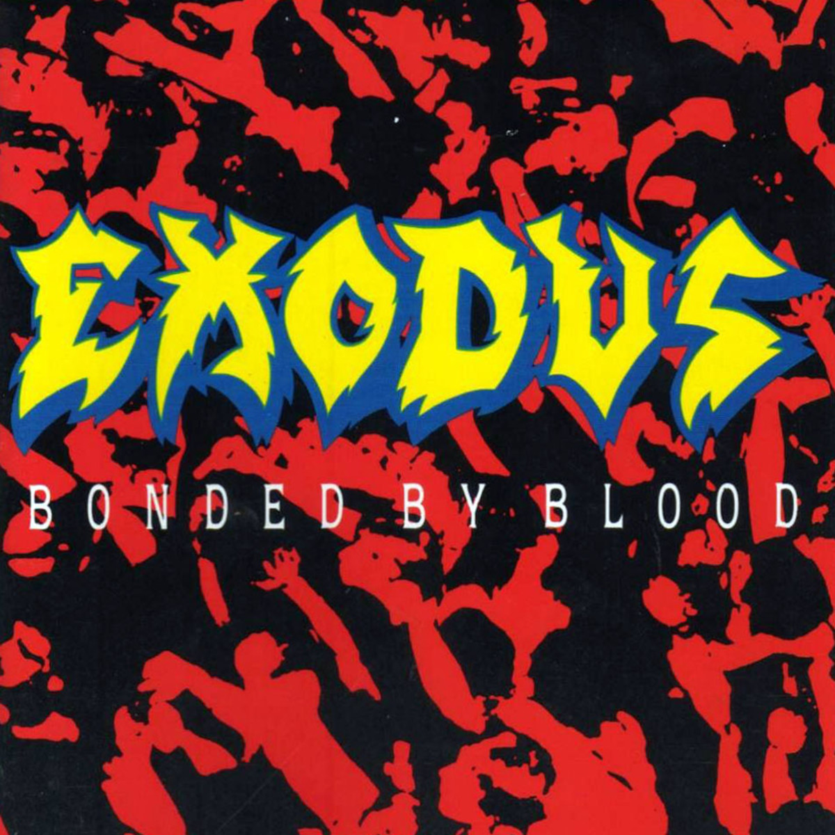 Review of the Album Bonded by Blood by American Thrash Metal Band Exodus