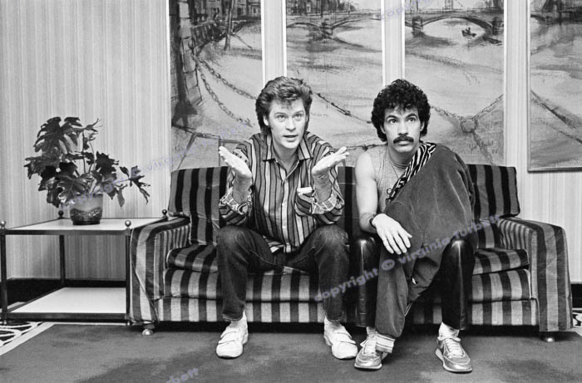 The Five Best Songs of Hall and Oates