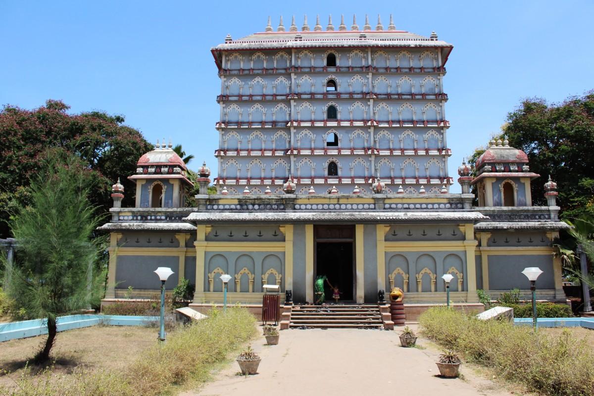 Silappathikaram Art Gallery, Poompuhar