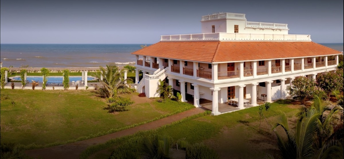 The Bungalow on the Beach, Tranquebar