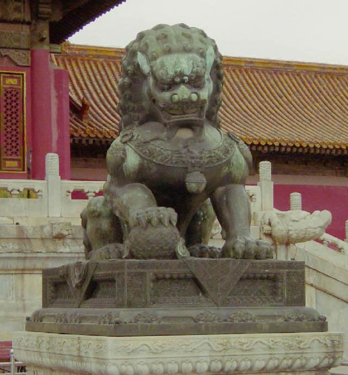 The Lion, Guardian Of The Knowledge