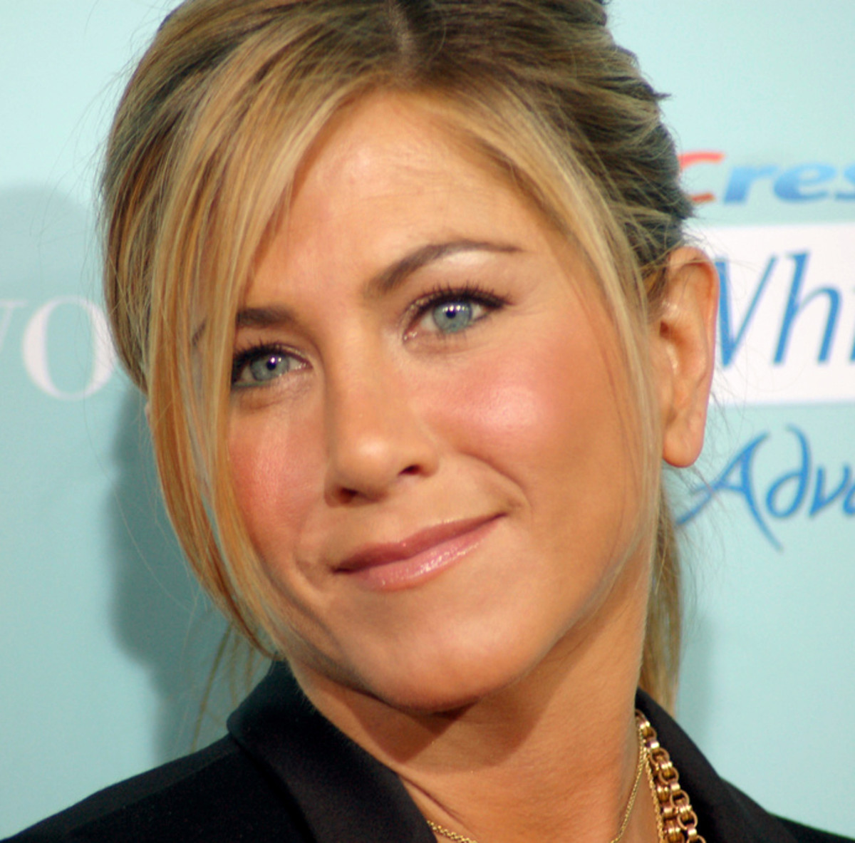 Jennifer Anniston is smart, so...?