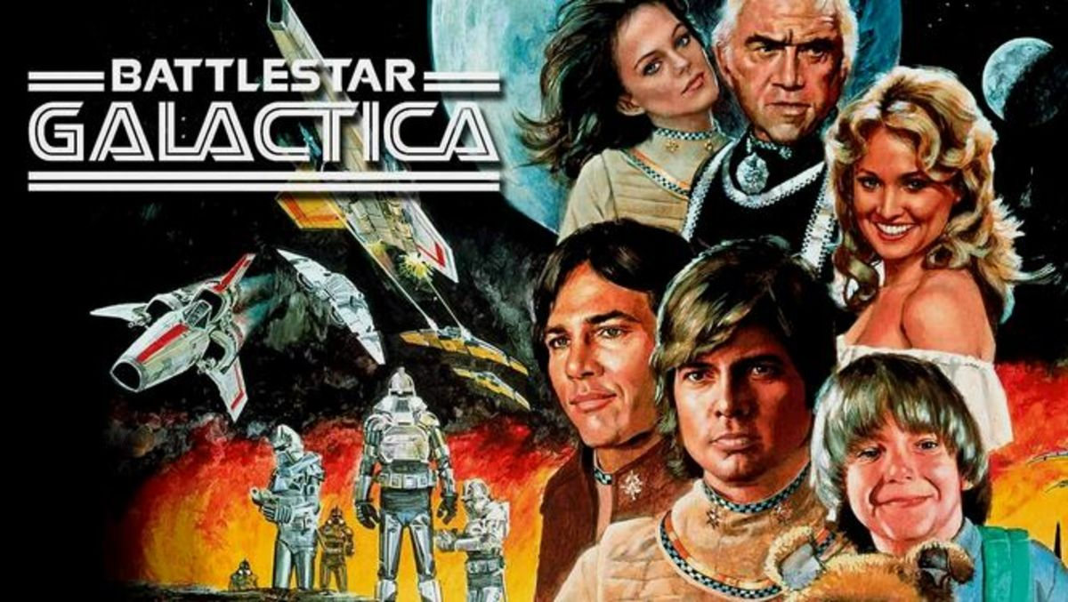 An Underrated Classic Battlestar Galactica 78