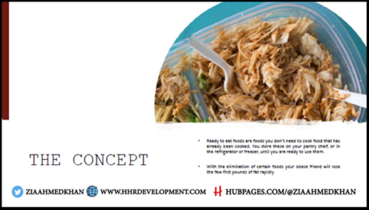 Project Concept Super Food