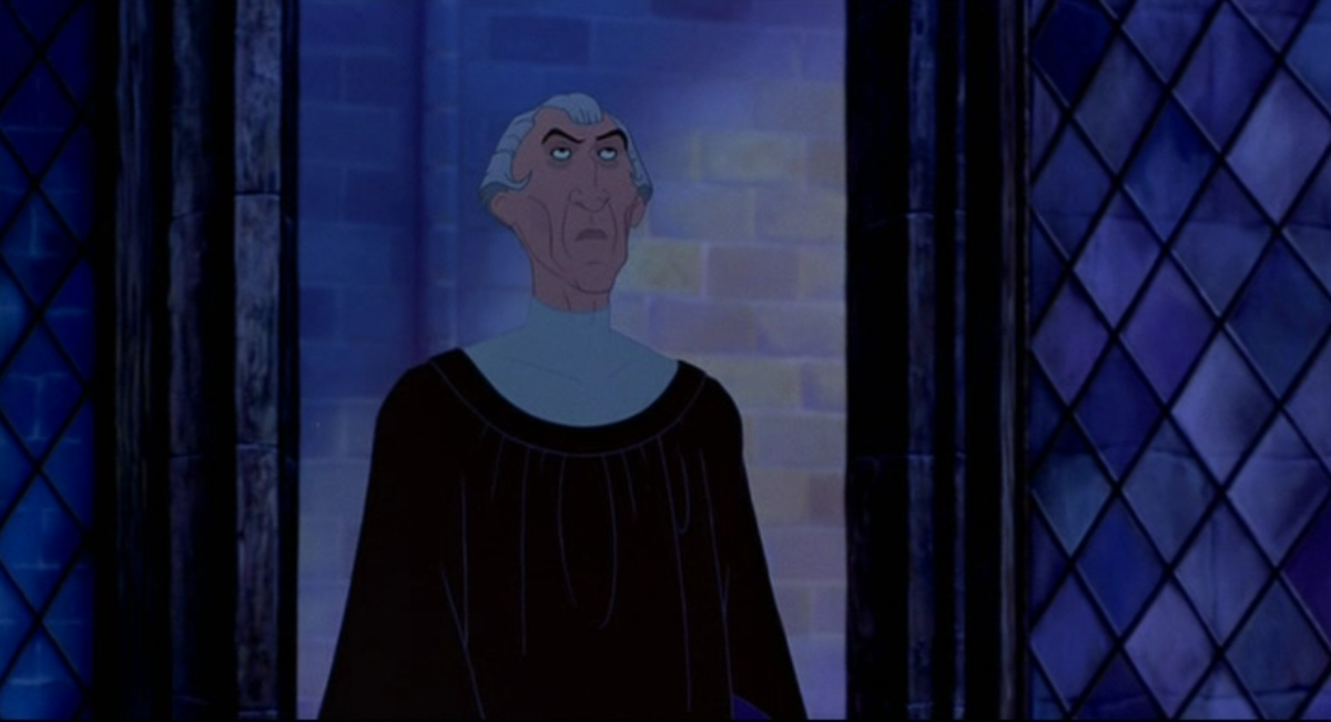 The Top 5 Best Movie Frollo From the Hunchback of Notre Dame