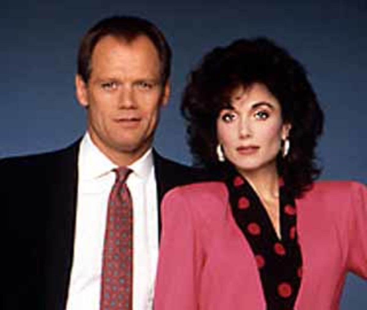 Fred Dryer and Stephanie Kramer were excellent in TV's Hunter