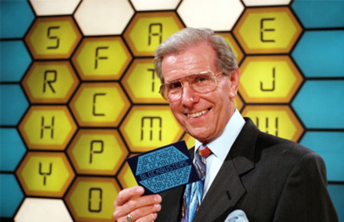 Blockbusters was fronted by the excellent Bob Holness