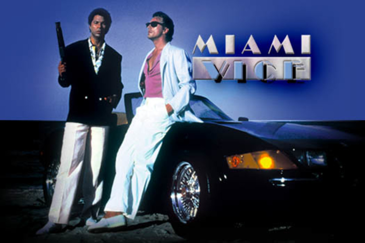 I Always wondered how Crockett and Tubbs could afford sports cars in Miami Vice