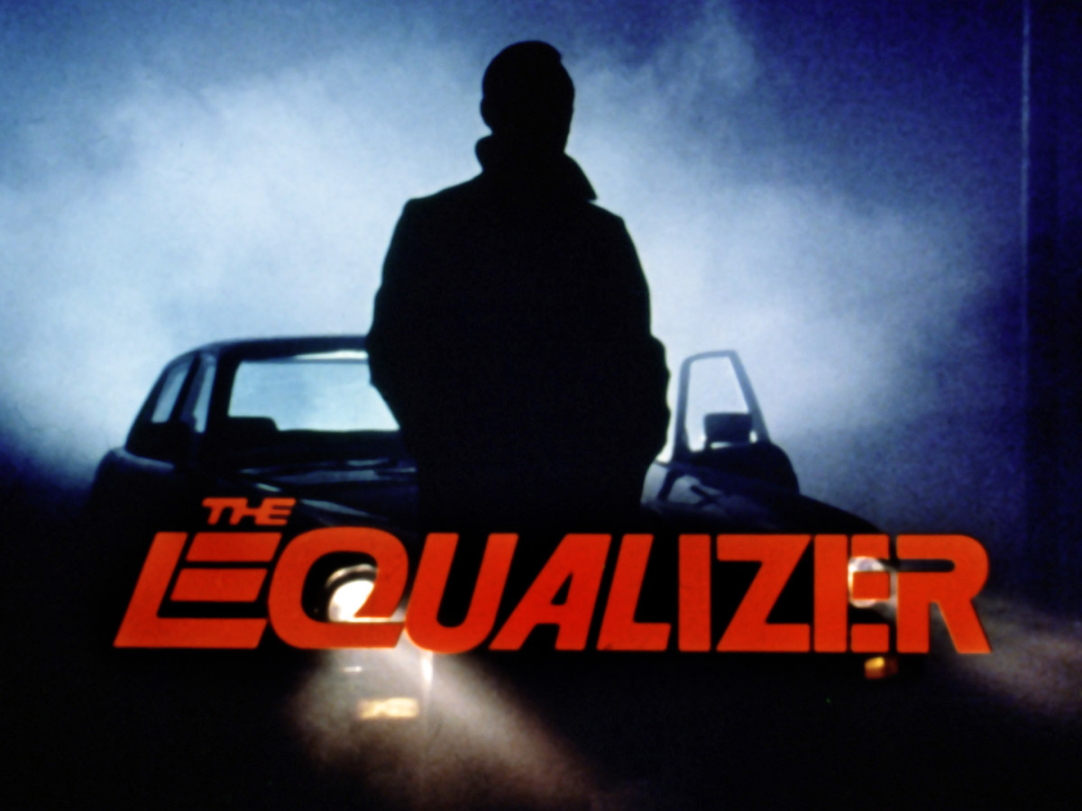 Edward Woodward was The Equalizer AKA Robert McCall