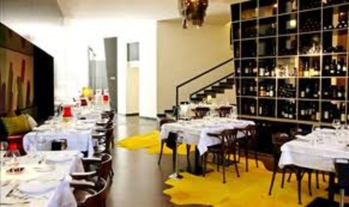 Quintas dos Frades Restaurant