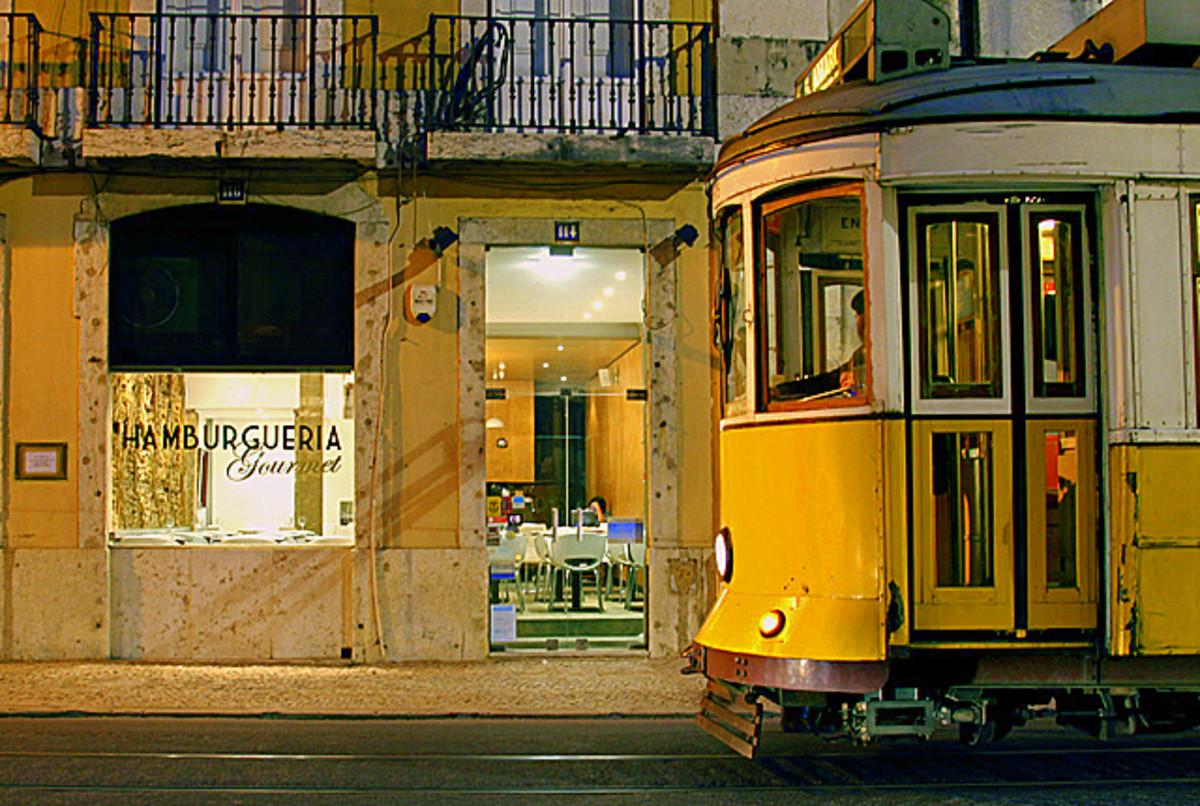 Outside of Cafe do Rio