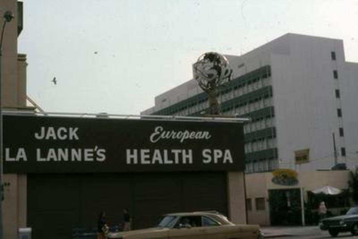Jack LaLanne health club