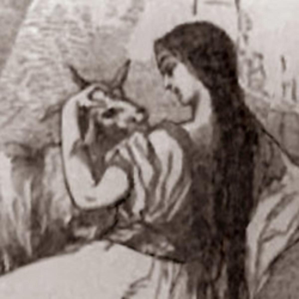 Hunchback of Notre Dame Illustrations