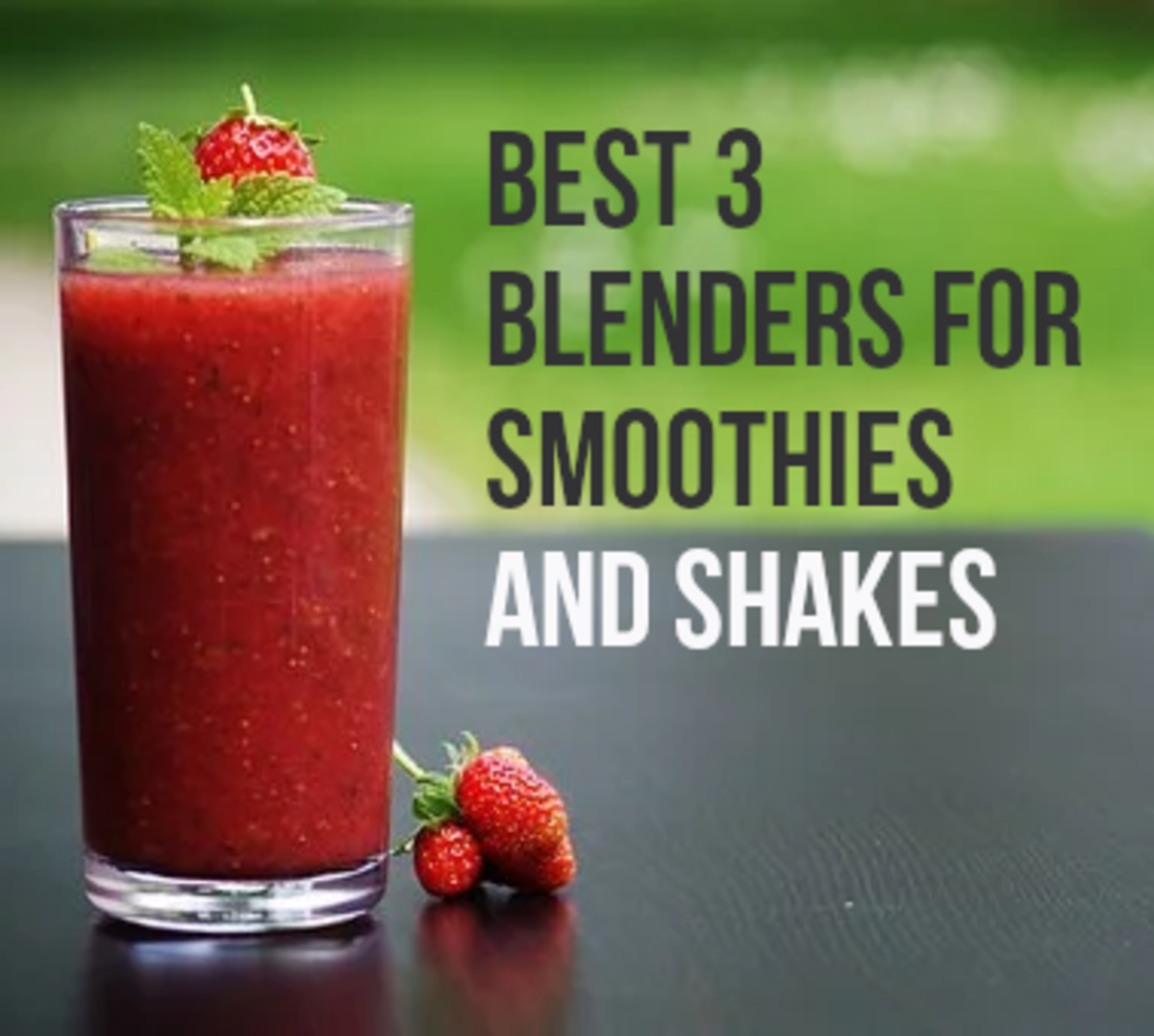 If you are seeking a new personal blender and want recommendations, please read on...