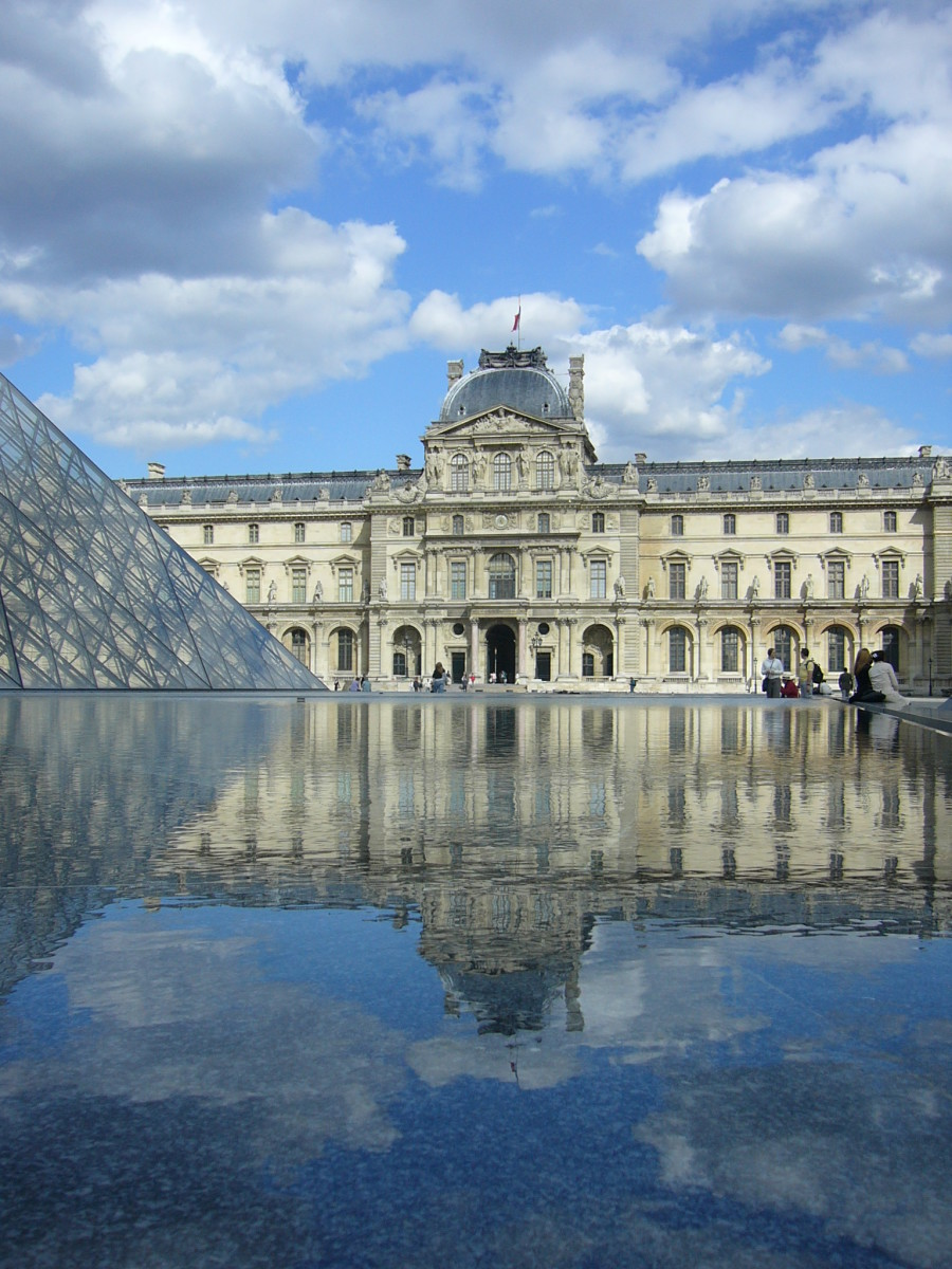 My Visit to the Louvre; Paris, France