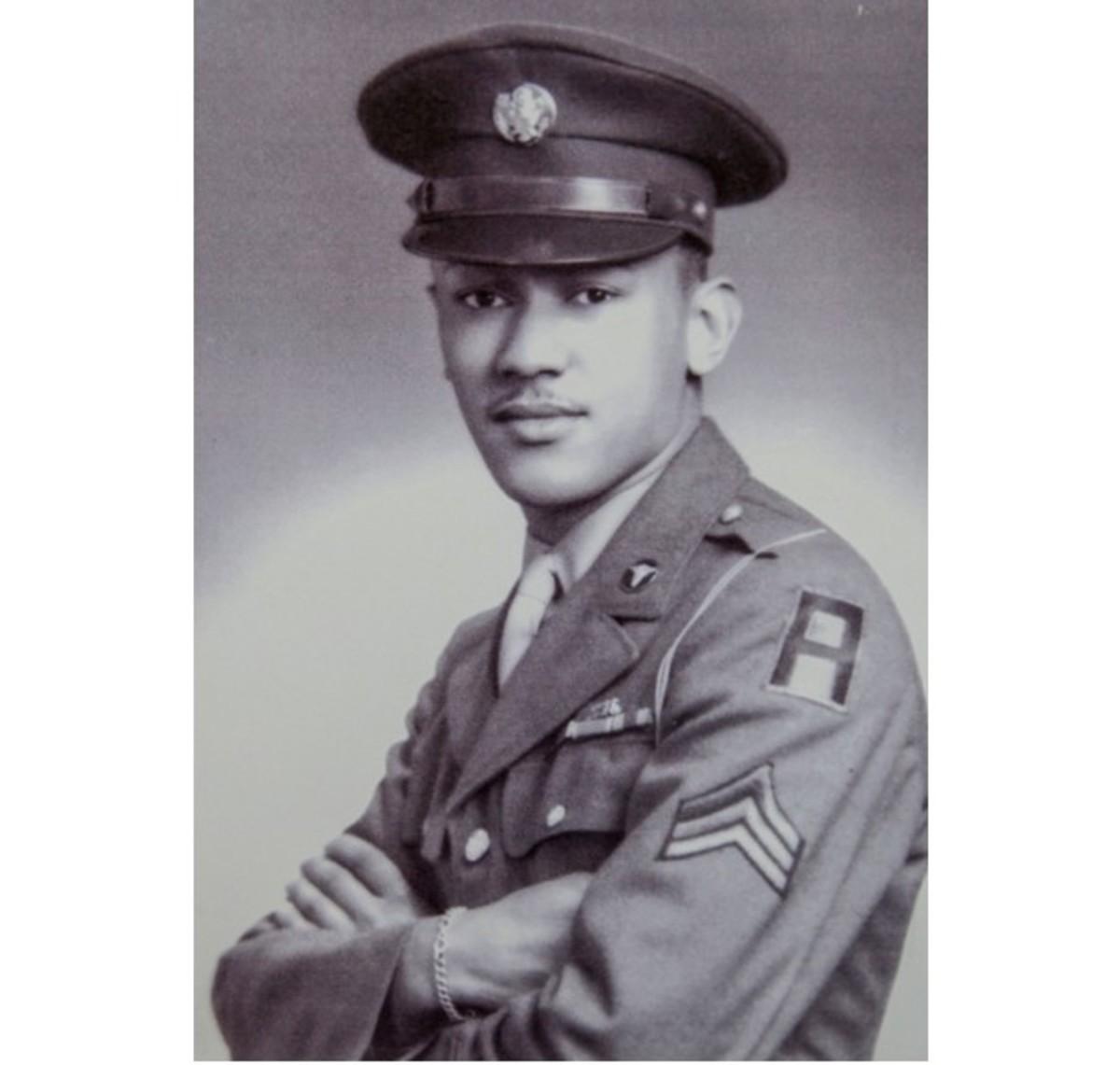 Staff Sergeant Waverly B. Woodson Jr.