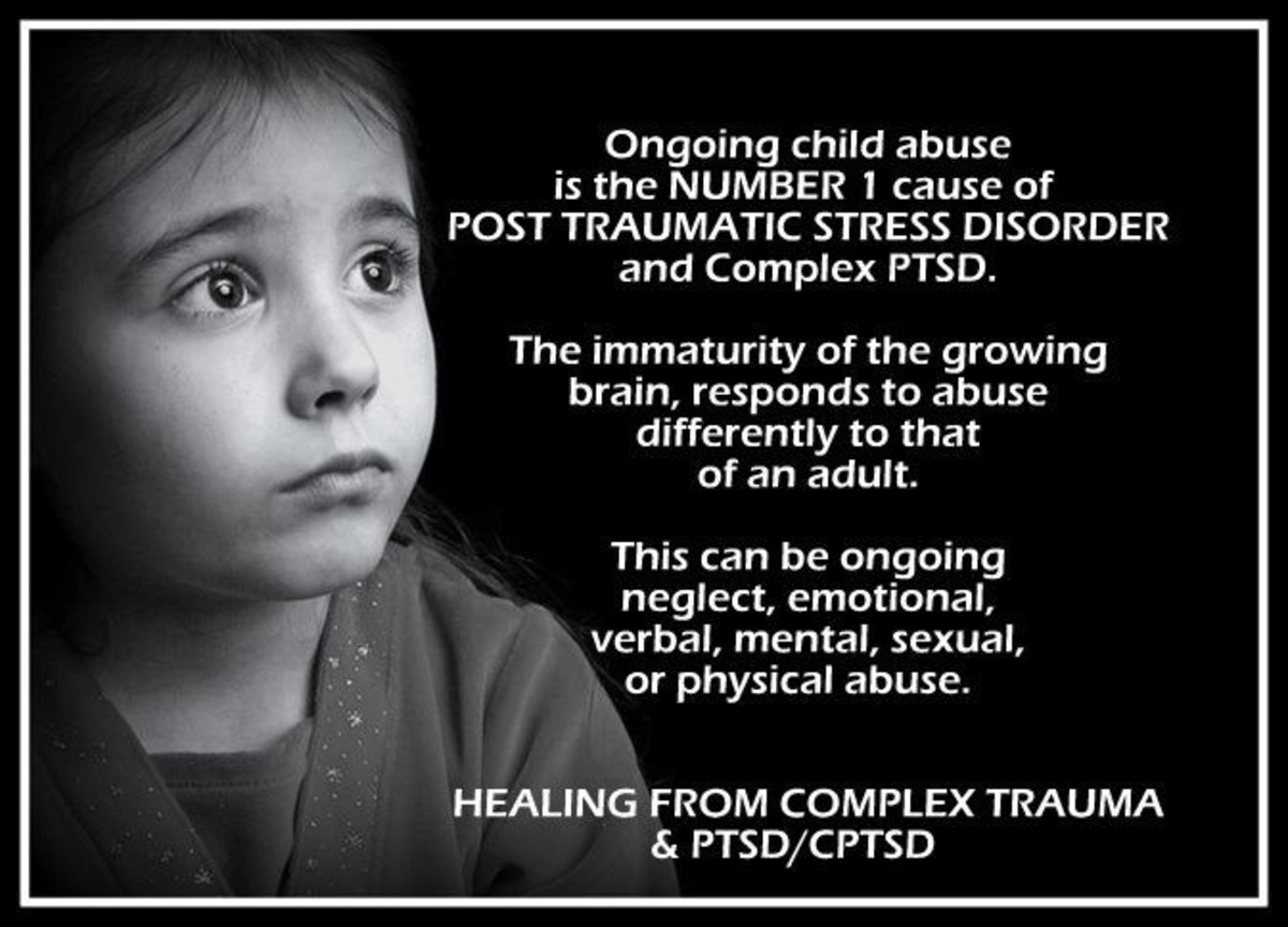 When Children Live With Emotional Abuse.