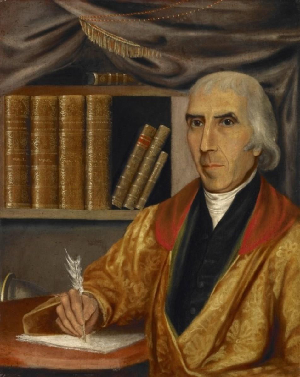 Reverend Jedidiah Morse.