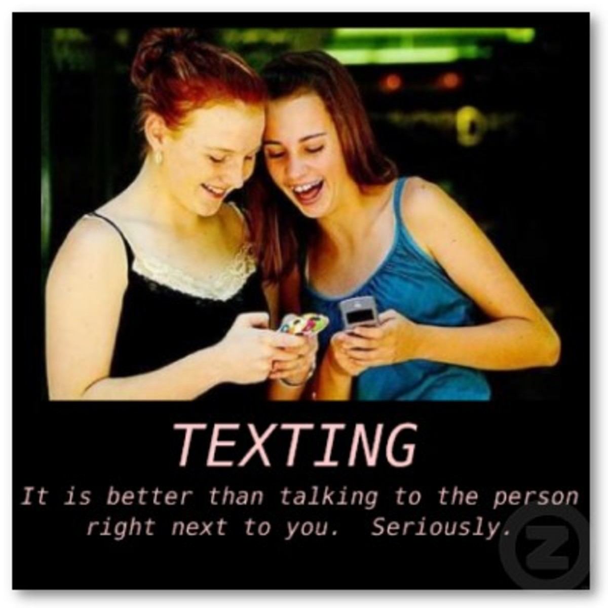 we all use the x and o when we send text messages to ones we love, it is the love letter of today.