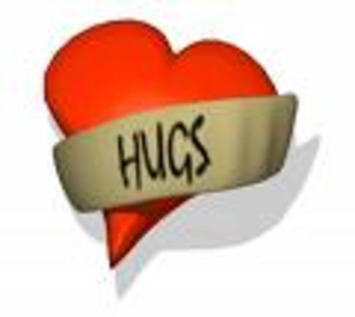 Hugs are Love
