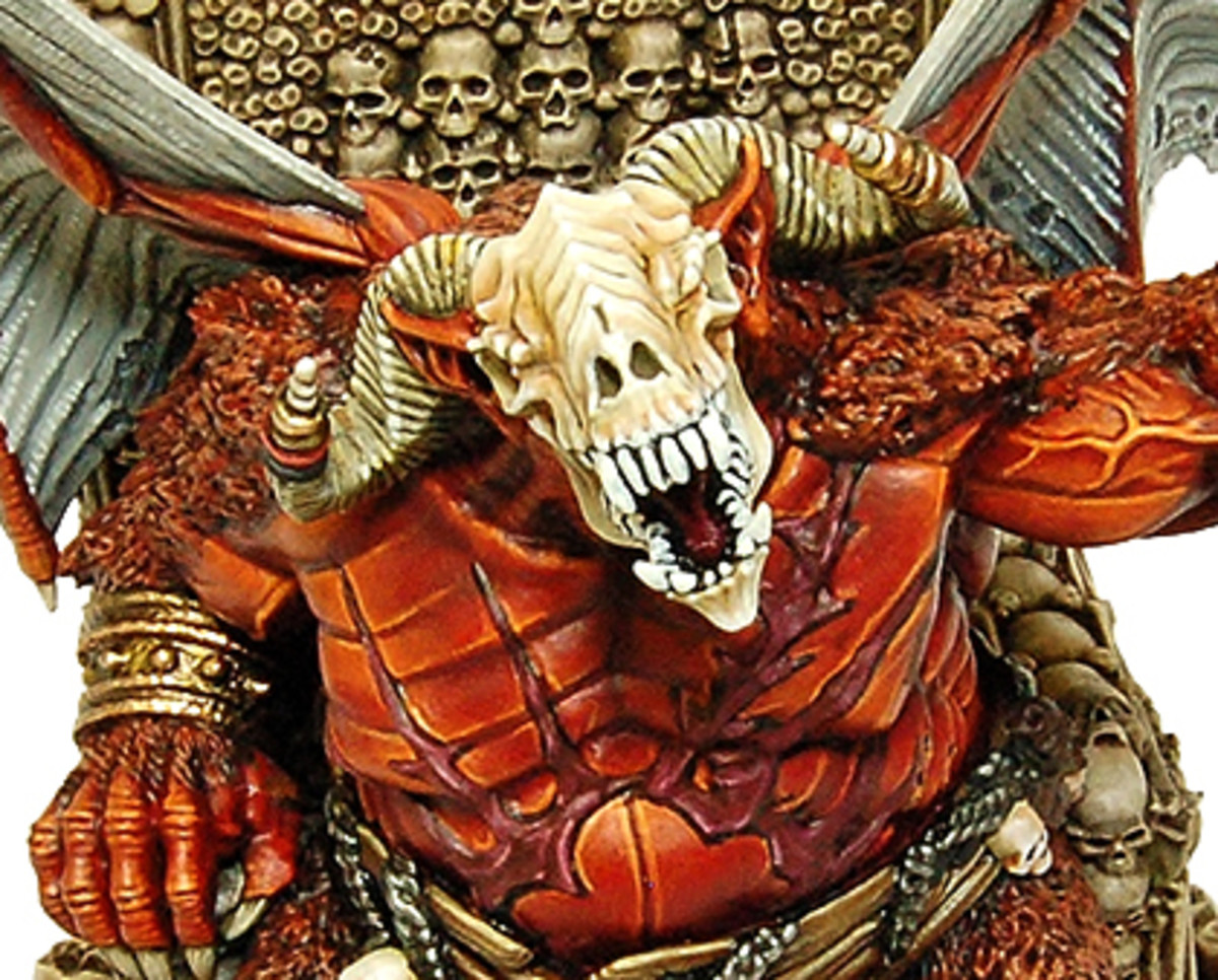 Orcus D&D