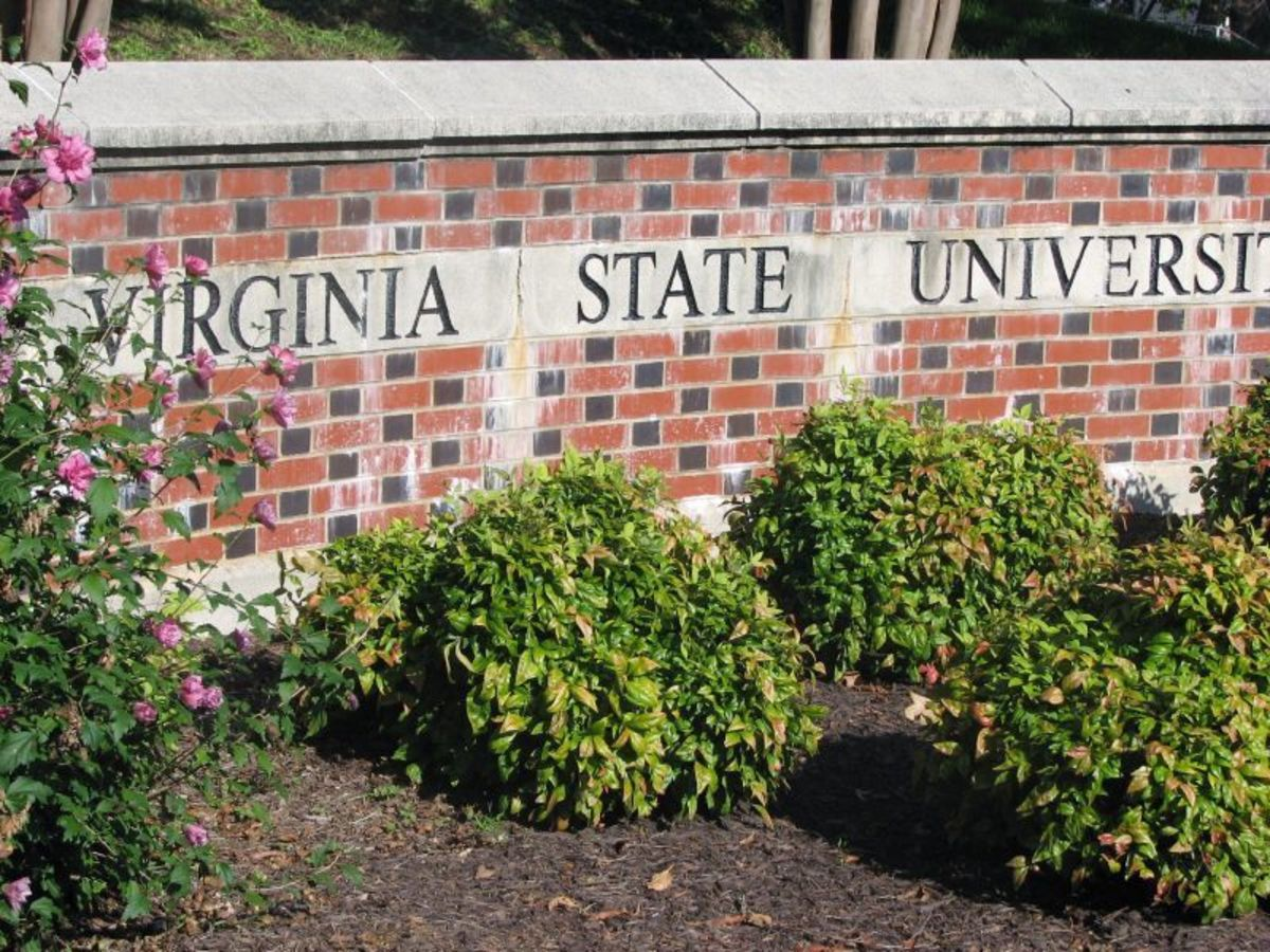 Virginia State College became Virginia State University in 1979.