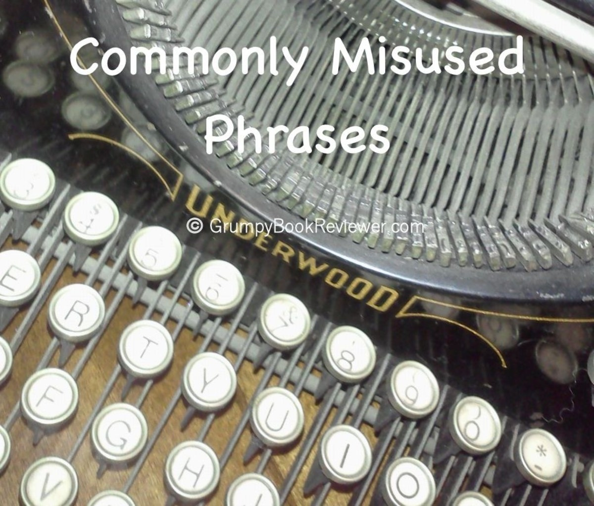 Commonly Misused Phrases