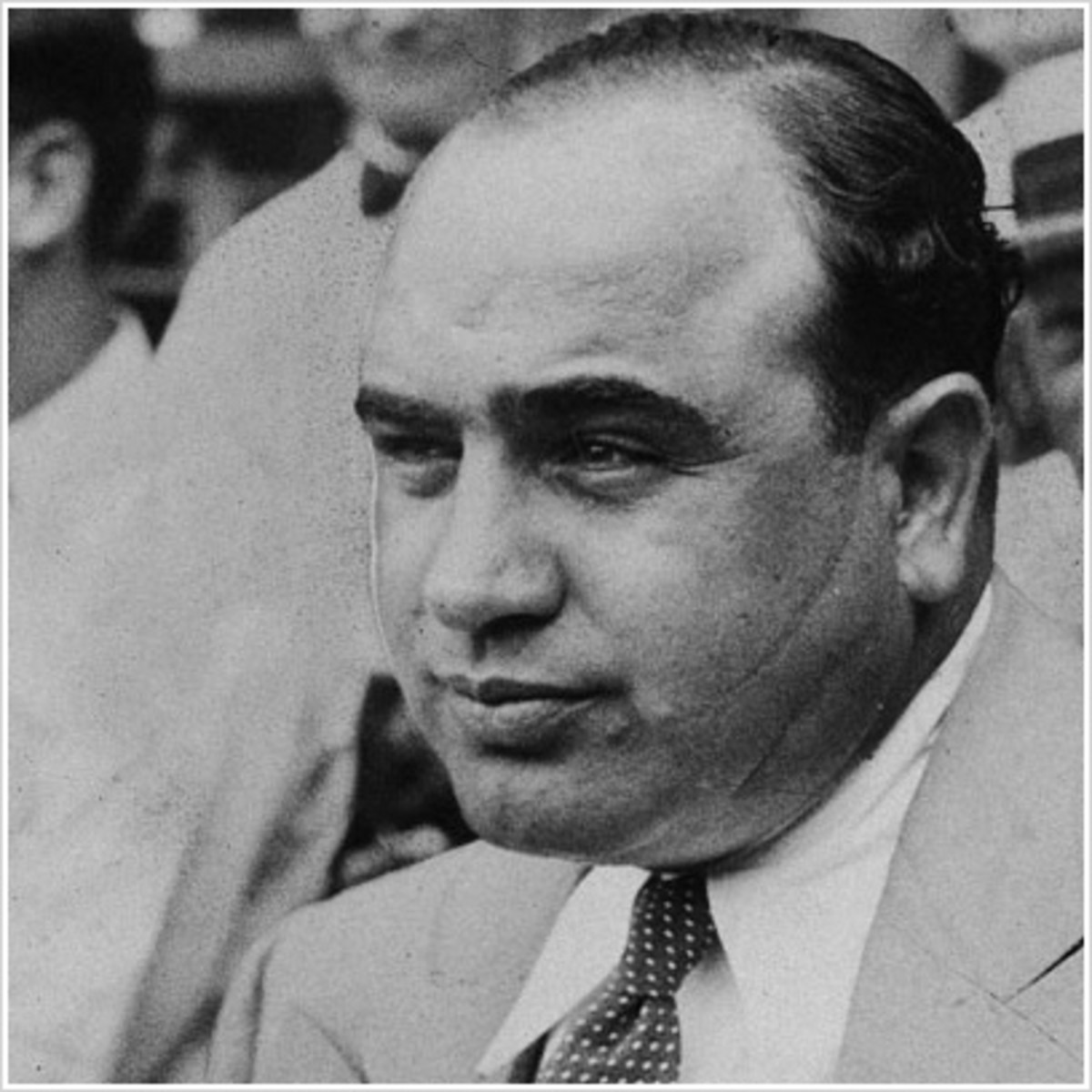 Al Capone And The St Valentine's Day Massacre Feb 14th 1929