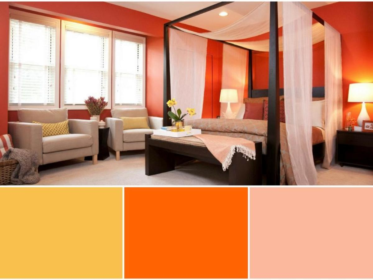 The wonderful orange pumpkin colors that have some of the favorite hues.
